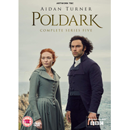 Produktbilde for Poldark - Sesong 5 (UK-import) (DVD)