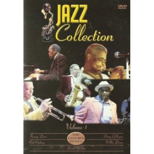 Jazz Collection: Volume 1 (UK-import) (DVD)