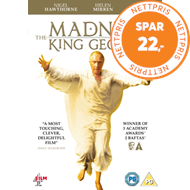 Produktbilde for The Madness Of King George (UK-import) (DVD)