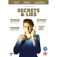 Produktbilde for Secrets And Lies (UK-import) (DVD)