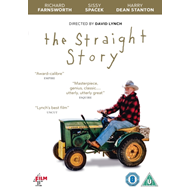 Produktbilde for The Straight Story (UK-import) (DVD)