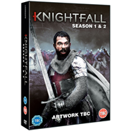 Produktbilde for Knightfall - Sesong 1-2 (UK-import) (DVD)
