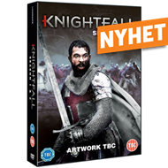 Knightfall - Sesong 1-2 (UK-import) (DVD)