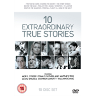 Produktbilde for Extraordinary True Stories (UK-import) (DVD)