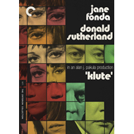 Produktbilde for Klute - The Criterion Collection (DVD - SONE 1)