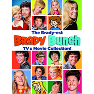 Produktbilde for Brady Bunch: 50th Anniversary Tv & Movie Collection (DVD - SONE 1)