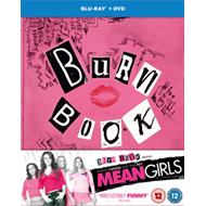 Produktbilde for Mean Girls (UK-import) (Blu-ray + DVD)