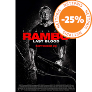 Produktbilde for Rambo 5: Last Blood (DVD)