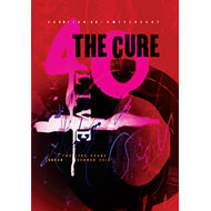 Produktbilde for The Cure - 40 Live - Curætion-25 + Anniversary (UK-import) (DVD)