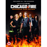 Produktbilde for Chicago Fire - Sesong 1-7 (UK-import) (DVD)