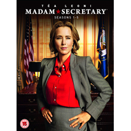 Produktbilde for Madam Secretary - Sesong 1-5 (UK-import) (DVD)