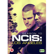 Produktbilde for NCIS: Los Angeles - Sesong 10 (UK-import) (DVD)