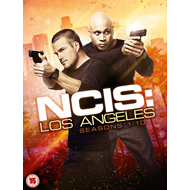 Produktbilde for NCIS: Los Angeles - Sesong 1-10 (UK-import) (DVD)