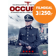 Produktbilde for Occupied (UK-import) (DVD)