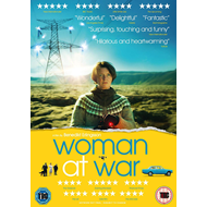 Produktbilde for Woman At War / Kvinne På Krigsstien (UK-import) (DVD)