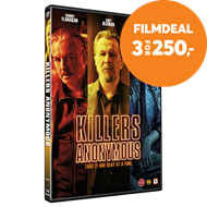 Produktbilde for Killers Anonymous (DVD)