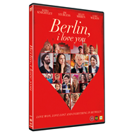 Produktbilde for Berlin, I Love You (DVD)