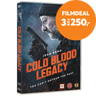 Produktbilde for Cold Blood Legacy (DVD)