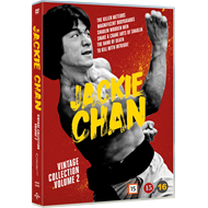 Produktbilde for Jackie Chan Vintage Collection 2 (DVD)