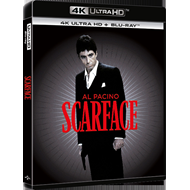 Produktbilde for Scarface (1983) (4K Ultra HD + Blu-ray)