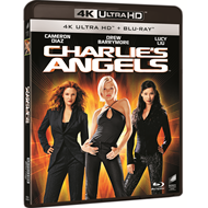 Produktbilde for Charlie's Angels (2000) (DK-import) (4K Ultra HD + Blu-ray)