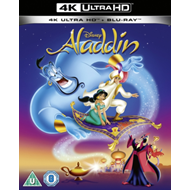 Produktbilde for Aladdin (1992) (UK-import) (4K Ultra HD + Blu-ray)