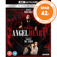 Produktbilde for Angel Heart (UK-import) (4K Ultra HD + Blu-ray)