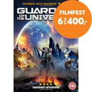 Produktbilde for Guardian Of The Universe (UK-import) (DVD)