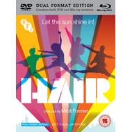 Produktbilde for Hair (UK-import) (Blu-ray + DVD)
