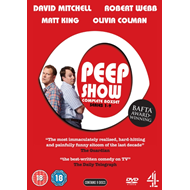 Produktbilde for Peep Show - Sesong 1-9 (UK-import) (DVD)