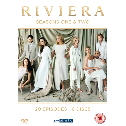 Riviera - Sesong 1-2 (UK-import) (DVD)