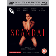 Produktbilde for Scandal (UK-import) (Blu-ray + DVD)