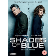 Produktbilde for Shades Of Blue - Sesong 3 (UK-import) (DVD)