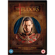 Produktbilde for The Tudors - The Complete Series (UK-import) (DVD)