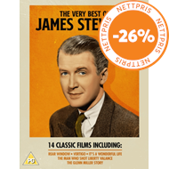 Produktbilde for The Very Best Of James Stewart (UK-import) (DVD)
