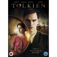 Produktbilde for Tolkien (UK-import) (DVD)