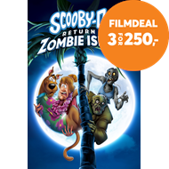 Produktbilde for Scooby-Doo! Return To The Zombie Island (DVD)