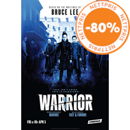 Produktbilde for Warrior - Sesong 1 (DVD)