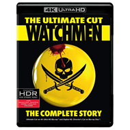 Produktbilde for Watchmen - Ultimate Cut (4K Ultra HD + Blu-ray)