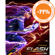 Produktbilde for The Flash - Sesong 5 (DVD)