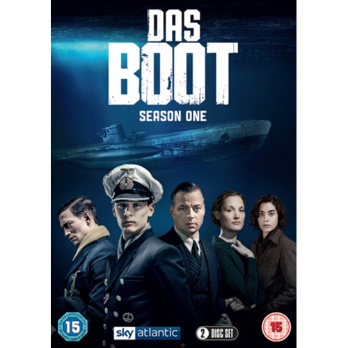 Das Boot - Sesong 1 (UK-import) (DVD)