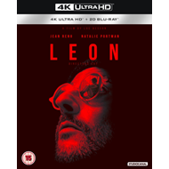 Leon: Director's Cut (UK-import) (4K Ultra HD + Blu-ray)