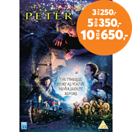 Produktbilde for Peter Pan (2003) (UK-import) (DVD)