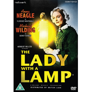 Produktbilde for The Lady With A Lamp (UK-import) (DVD)