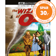 Produktbilde for The Wizard Of Oz (UK-import) (4K Ultra HD + Blu-ray)