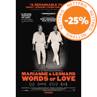 Marianne And Leonard - Words Of Love (DVD)