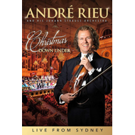 Produktbilde for André Rieu - Christmas Down Under (DVD)