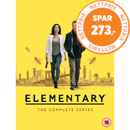 Produktbilde for Elementary - Sesong 1-7: The Complete Series (UK-import) (DVD)