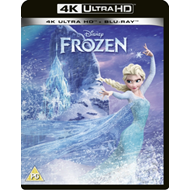 Produktbilde for Frozen / Frost (2013) (UK-import) (4K Ultra HD + Blu-ray)