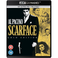 Produktbilde for Scarface (1983) (UK-import) (4K Ultra HD + Blu-ray)